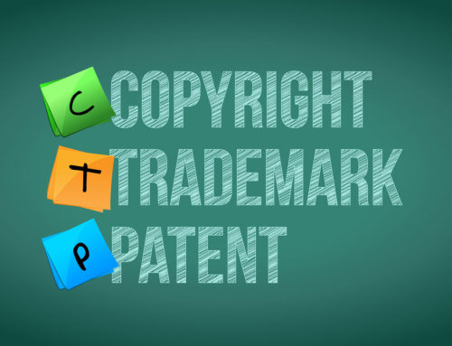 The difference between a copyright, trademark, and patent