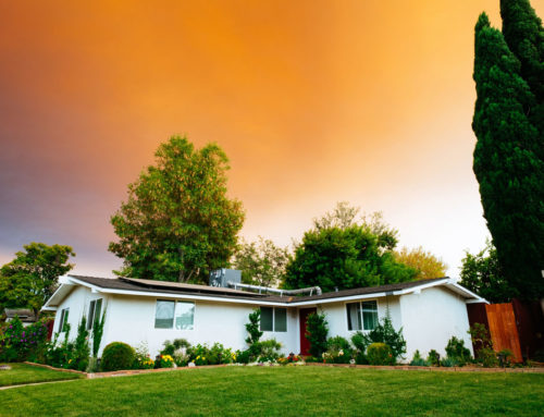 Who inherits a person's property after death?